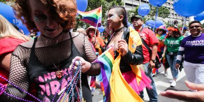 San Francisco LGBT Pride Parade 2017: a celebration of diversity
