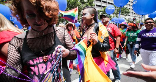 San Francisco LGBT Pride Parade 2017: a celebration of diversity