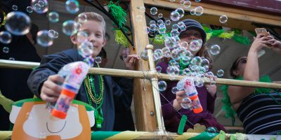 Photos: The celebration of 168th annual San Francisco St. Patrick's Day Parade